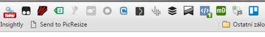 Rozšíření v Google Chrome